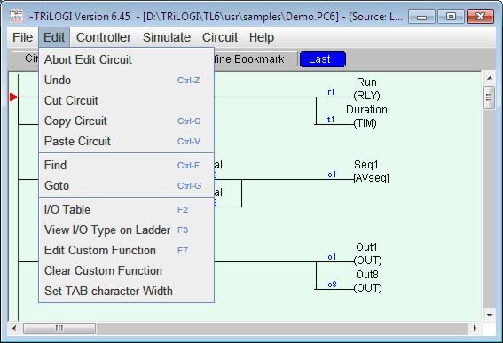 I trilogi ladder editor reference laddereditor2g 54368 bytes ccuart Images