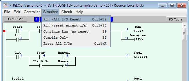 Programmable logic simulator ccuart Choice Image