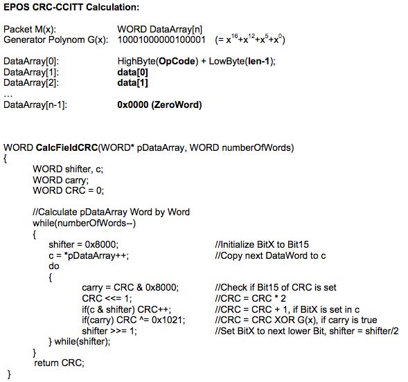 crc 16 ccitt calculator excel help forum » planicsane tk